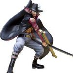 "Bandai Tamashii Nations ""Dracule Mihawk"" One Piece - Figuarts Zero (Battle Version)"