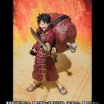 Soul web shop limited Figuarts ZERO Monkey D Luffy-ONE PIECE FILM Z battle clothes taking the field Ver. -