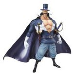 Excellent Model Portrait Of Pirates One Piece NEO-DX Vista(1/8 scale PVC statue)