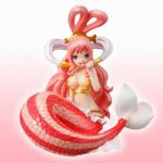 ONEPIECE One Piece Half Age Characters heroine Princess Shirahoshi separately figure Bandai
