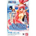 Half Age Characters one piece heroine normal set of 4