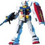 HGUC 1 / 144 RX-78-2 Gundam (Mobile Suit Gundam)