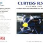 Porco Rosso - Curtiss R3C-0 - 1/72 Plastic Model Kit (FJ-2)