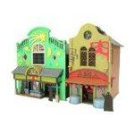 [Miniatuart] Limited Edition `Spirited Away` Strange Town 1 (Unassembled Kit)