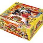 """Miracle Battle Carddass """"J Hero booster one bullet"""" booster pack [AS01] (BOX)"""