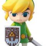 Good Smile The Legend of Zelda: Wind Waker Link Nendoroid Action Figure