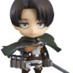 Good Smile Attack on Titan: Levi Nendoroid Figure