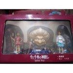 STUDIO GHIBLI Spirited Away 3 Figures SET Collection Series Image Collection II