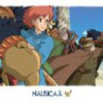Wind 1000-246 of Nausicaa of the Valley of the Dunes 1000 piece wind