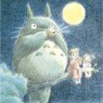 My neighbor Totoro 1000pieces Ghibli jigsaw Puzzles 1000-203