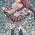 Bakemonogatari - Mosaic Art 1000pcs Jigsaw Puzzle
