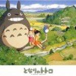 Totoro Puzzle (108 Pieces) 18.2 X 25.7 cm