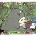 "Studio Ghibli Totoro 300 Pieces Jigsaw Puzzle Finished Size 15""x10"""