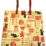 Series tote bag grocery's Delivery Service Jiji witch