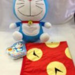 Blanket into Doraemon (The over stuffed / cloth blanket / knee)
