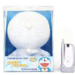 Doraemon Message Writeable Doll - Doraemon Celebration Plush Doll
