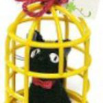 Kiki's Delivery Service Jiji in Cage