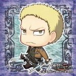 Attack on Titan Mini Zigsaw Ouzzle 100Piece Reiner 100-11