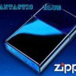 Zippo Zippo * (regular) / sapphire blue