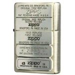 ZIPPO (Zippo) writer (body) S S old beauty (metal) IBC (side) Votoms BM-SB (double-sided processing). MB