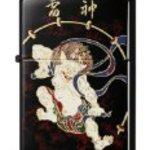 Zippo JapanModel gold lacquer/2LA - RA