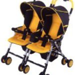 Aprica nelcco bed twins Thermo (rear) persona yellow