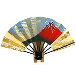 "Decorative Fans ""A Mild Breeze on a Fine Day"""