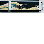 "Maki-e USB Flash Memory(4GB) ""The Great Wave off the Coast of Kanagawa"""