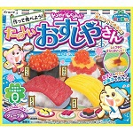 Kracie Poppin cooking Fun sushi, 5pcs.