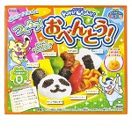 Kracie Poppin cooking Make Bento, 5pcs.