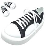 TOKYO BOPPER No.874 /  White & Black shoes