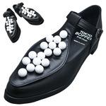 TOKYO BOPPER No.957 / Black & White-ball shoes