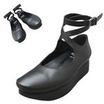 TOKYO BOPPER No.501 / Black Ballerina shoes