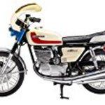 HONGO Takeshi Hasegawa rider motorcycle Suzuki GT380 B 1 / 12 scale plastic model SP377