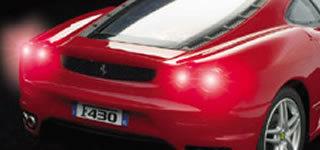 REALDRIVE SuperBeam Ferrari F430