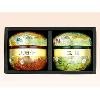 Ujicha -  Gyokuro & High Grade Sencha Gift Set