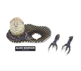 Sci-Fi REVOLTECH - No.016 ALIEN WARRIOR