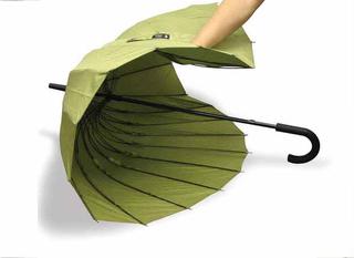 mabu - Ultralight 24 Rib Umbrella EDO (Olive)