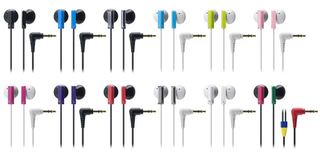 Audio-Technica - ATH-C101 (BK)