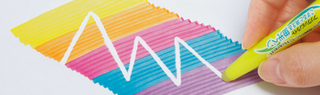 Pilot - FriXion Light Fluorescent Ink Erasable Highlighters (6 Color Set)