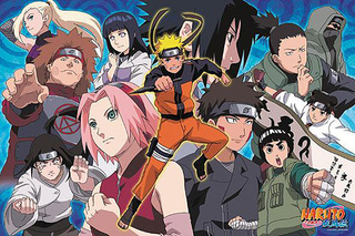 Naruto: Shippuden - A New Tale Begins Jigsaw Puzzle