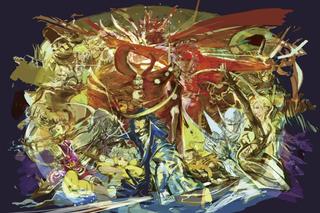 Devil Kings - Heroes Jigsaw Puzzle