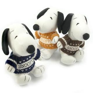Snoopie - Sweater Plush Set of 6