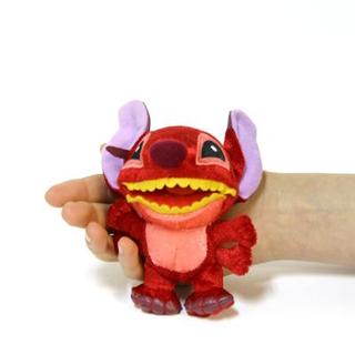 Stitch and Leroy Ball&Chain Mascot - Plush Set of 4
