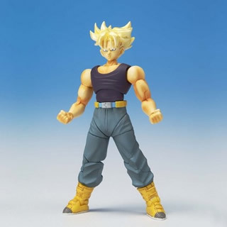Dragonball Z Hybrid Action Figure Super Saiyan Trunks