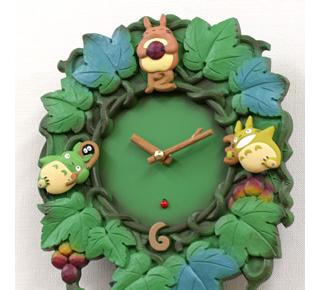 My Neighbor Totoro - Totoro Forest Clock M730N