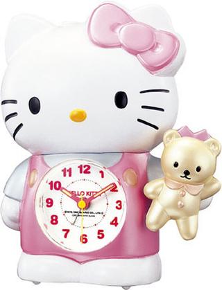 Hello Kitty - Wall Clock R503