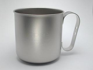 Titanium Mug Cup - Colors  (Plain)