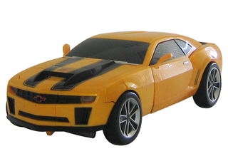 Transformers - Ultimate - Bumblebee Battle Charge
