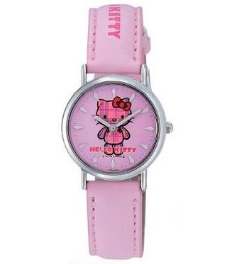 CITIZEN Q&Q - Hello Kitty Watch - V723-131 (Pink)